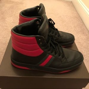 Used Gucci sneakers. Sz 10